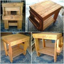 Kitchen Trolley Pallet Kitchen Trolley O Pallet Ideas O 1001 Pallets