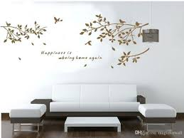 medium size of black white coffee birds on the tree branch wall decal art sticker living