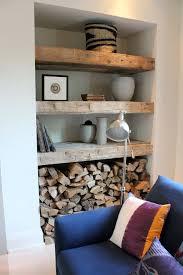 living room wall shelves built shelving