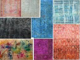 rugs overdyed rug ikea full size
