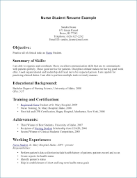 Er Nurse Job Description Resume Example | Buildbuzz.info
