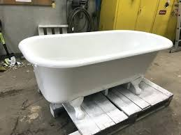 antique clawfoot tub for used tubs los angeles