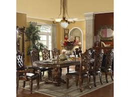 Acme Furniture Vendome Traditional Dining Table And Chair Set - Traditional dining room set