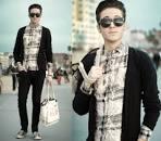 Indie style boy