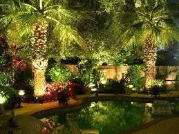 tropical outdoor lighting. tropical backyard outdoor lighting a