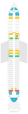 Seat Map Boeing 747 8 752 V2 Icelandair Find The Best