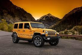 2018 jeep wrangler colors