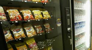 Large Vending Machines Adorable CIA Fires Contractors For Hacking Vending Machine Stealing Food