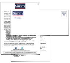 direct mail letter 1