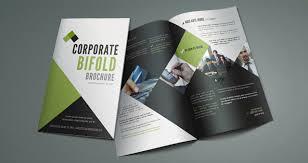 2 Folded Brochure Template 12 Attention Grabbing Bi Fold Brochure Free Psd Templates