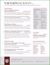 Resume Header Examples 37 Tips For Your Inspiration