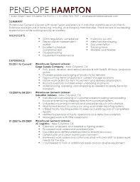 Generic Resume Objective Inspiration 698 Resume General Objective Examples Homemaker Resume Example Generic