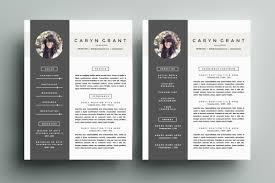 Eye Catching Resume Nardellidesign Com