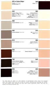 Bemis Color Guide Also Most Idea American Standard Toilet