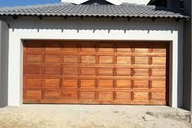 Faux Wood Garage Door Panels — Dwelling Exterior Design : Faux Wood ...