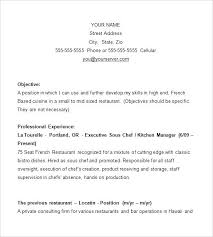 Chef Resume Examples Beauteous Chef Resume Examples Example Sushi Skills Socialumco