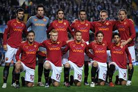 Football Teams EU: AS Roma