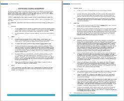 21 Images Of Microsoft Service Contracts Template Leseriail Com