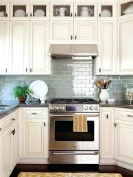 kitchen backsplash ideas white cabinets black countertops tile with grey top 10 diy