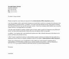 Law Enforcement Supervisor Cover Letter Entry Level Executive