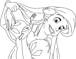 Small Picture Mermaid Melody Rina Coloring Pages Coloring Pages