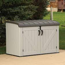 lifetime outdoor storage unit