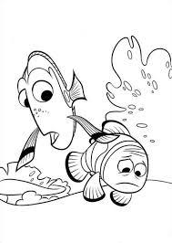 Kleurplaat Schildpad Nemo Ausmalbild Oliv Bastardschildkrte