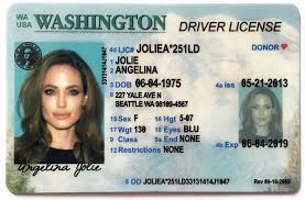 Usa In Licenses Driving Fake Washington On Club21ids Deviantart By Buy
