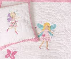 bed linen from linen lace and patchwork & fairy childrens bedspread Adamdwight.com