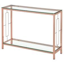 gold and glass console table console table design gold and glass metal in rose with on gold and glass console table
