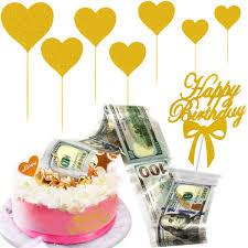 owevvin cake money box set with diy