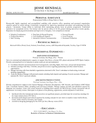 Personal Resume 100 personal resume samples address example 85