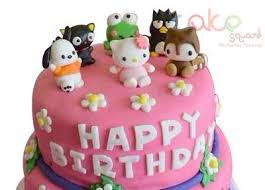Odc111 Cartoon Theme 1kg Designer Cakes Cake Square Chennai