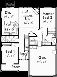 House Plans  Master On The Main House Plans  Story House Plans Main Floor Plan for House plans  master on the main house plans