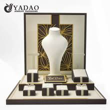 Wooden Necklace Display Stands Jewelry Display Sets Jewelry Display Sets direct from Shenzhen 57