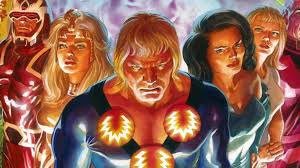 5), a sprawling saga about a group of immortal aliens keeping watch over humanity. Everything You Need To Know About Marvel S Eternals