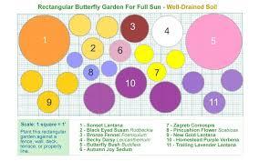 free erfly garden designs