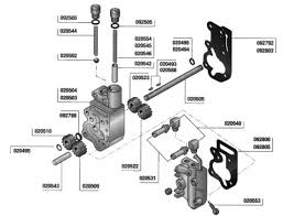oil pumps parts and covers for harley davidson Wiring Diagram Symbols oil pump parts for big twins 1936 1994