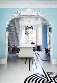 Interior Design Apartment Interesting Mediterranean Style Apartment in London of Designer Danielle Moudabe