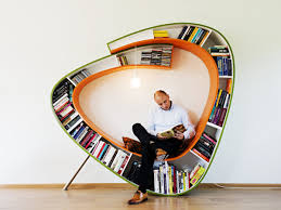 Office bookshelf design Wall Mounted Decorationsfascinating Home Office Library Design Ideas Creative Modern Bookcase Home Library Bookworm Bookshelf Design Bonfirefunds Decorations Fascinating Home Office Library Design Ideas