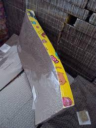 corrugated paper cat pads cat scratch board bed mat scratching toys