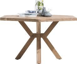 Quebec Tisch 150 X 130 Cm Holz Fuessen