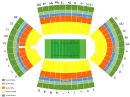 Wyoming Cowboys Stadium Seating Chart Hawaii Warriors Football Tickets At Aloha Stadium On October 6 2018