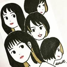 アボット奥谷さんはinstagramを利用していますぼくが好きな髪型は