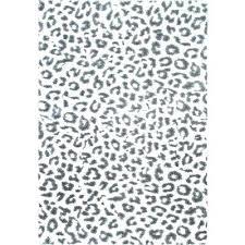 leopard print grey 4 ft x 6 area rug animal rugs home depot n indoor area rug animal print