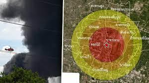 ระวังสาร สไตรีนโมโนเมอร์ โรงงานกิ่งแก้วระเบิด หลีกเลี่ยงพื้นที่เสี่ยง! -  ข่าวสด