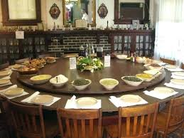 full size of large round dining table seats 6 8 oak glass that kitchen splendid sea