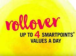 introducing rol you can now rollover up to 4 unused daily smart points into your weekly smart point budget these rol will reset each week