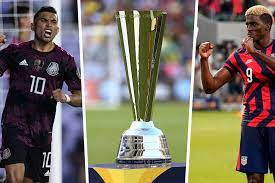 USMNT & Mexico in Gold Cup final ...