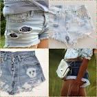 Что сделать из джинсового пиджака